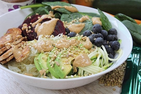 Bone Building Salad  (1)