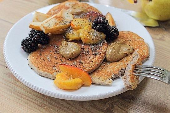 Pea Protein Pancakes (23)