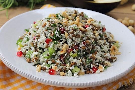 Cauliflower Lentil Tabbouleh (12)