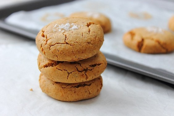 Cashew Butter Cookies (22)