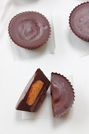 Raw Chocolate Nut Butter Cups (50)