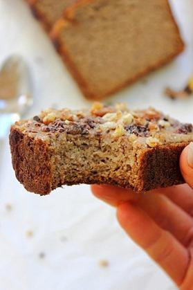 Paleo Banana Bread (13)