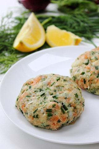 Fish cake recipe without potato