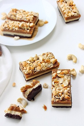 Raw Snickers Layer Bars (38)