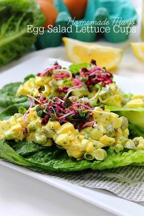 Egg Salad Wraps (10) Title