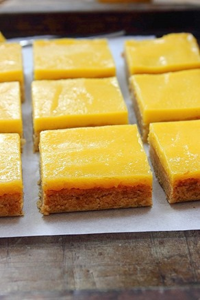 Lemon Curd Shortbread Squares (7)