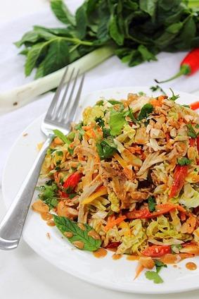 Vietnamese Pulled Pork Salad (12)