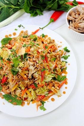 Vietnamese Pulled Pork Salad (20)