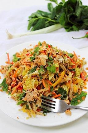Vietnamese Pulled Pork Salad (34)