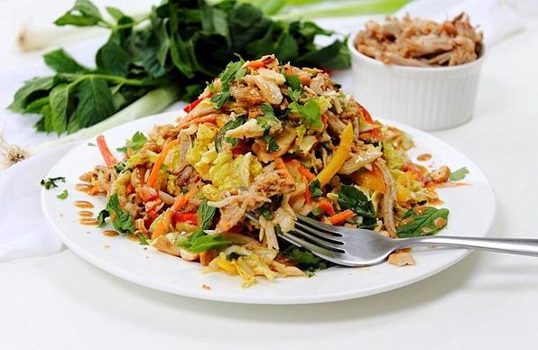 Vietnamese Pulled Pork Salad (39)