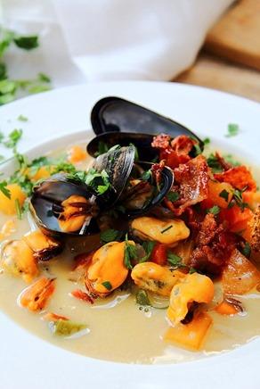 Mussel Pancetta Chowder (24)