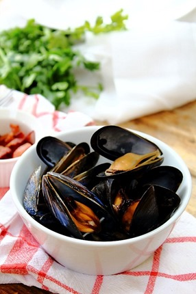 Mussel Pancetta Chowder (5)