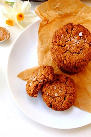 Almond Butter Stevia Cookies (27)
