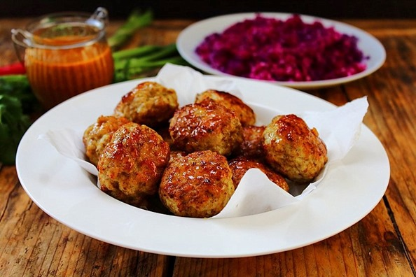 Bombay Turkey Meatballs (11)