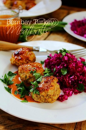 Bombay Turkey Meatballs (12) title