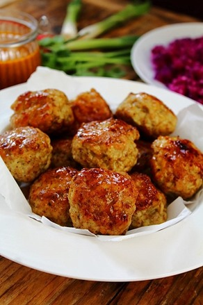 Bombay Turkey Meatballs (7)