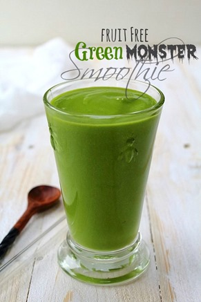Fruit Free Green Smoothie (6) title