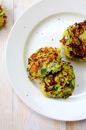 Brussel and Leek Fritters (16)