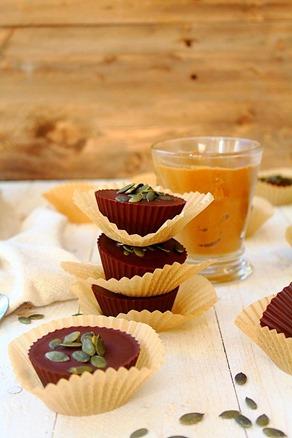 Pumpkin Sunbutter Cups (5)