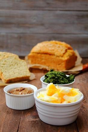 Coconut Flour Sandwich Bread (16)