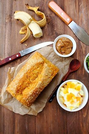Coconut Flour Sandwich Bread (1)