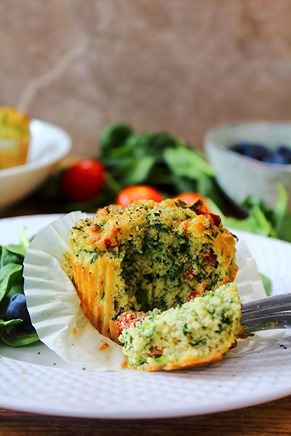 Savoury Breakfast Muffin (11)