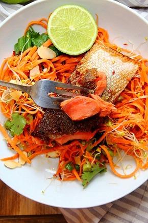 Chipotle Sweet Potato Noodle Salad (18)