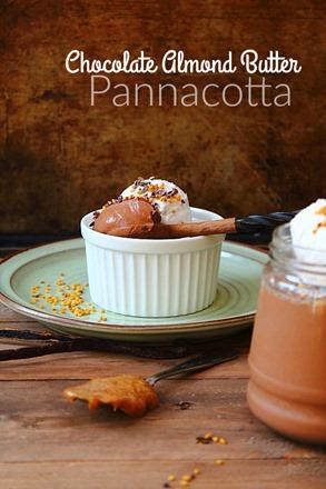 Chocolate Almond Butter Pannacotta (8) title