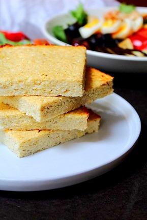 Tuna Salad Cauliflower Bread (10)