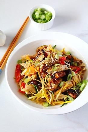 Chicken Chow Mein Paleo (1)