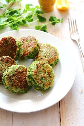 Paleo Broccoli Fritters (10)