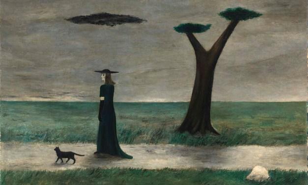 A. Elizabeth Herting – The Cat