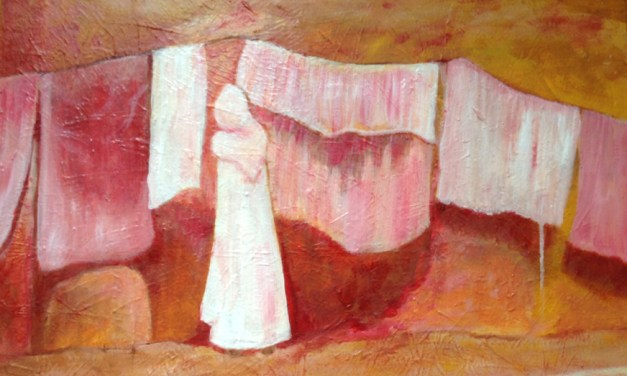 Dian Parker – Five Paintings