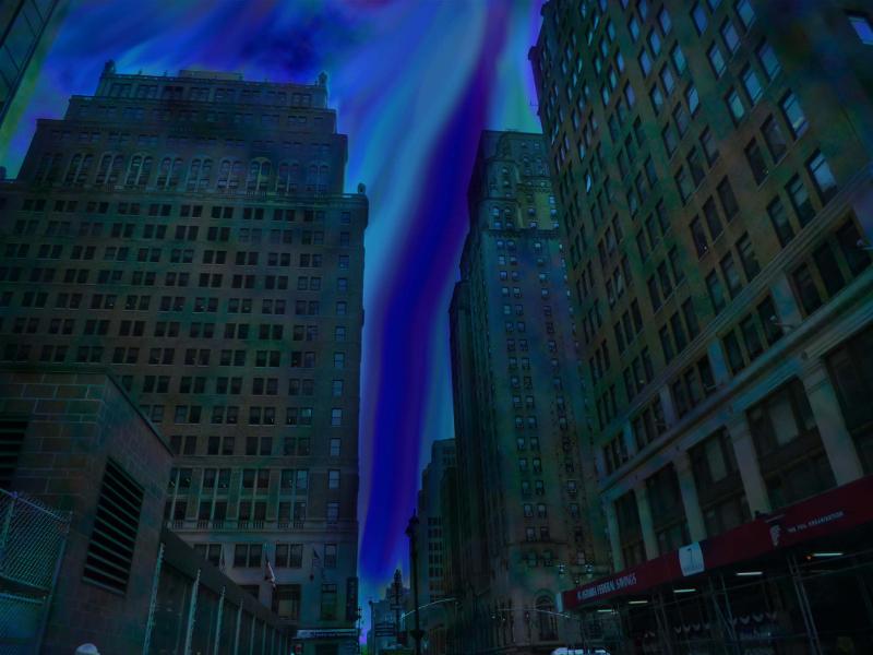 City I by Kyle Hemmings