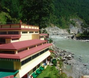 Sivananda ashram, Himalayas