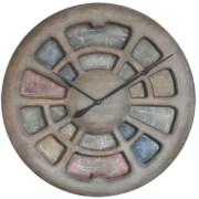 Artistic Oversized Decorative Statement Clocks best suited as statement pieces in your family area.