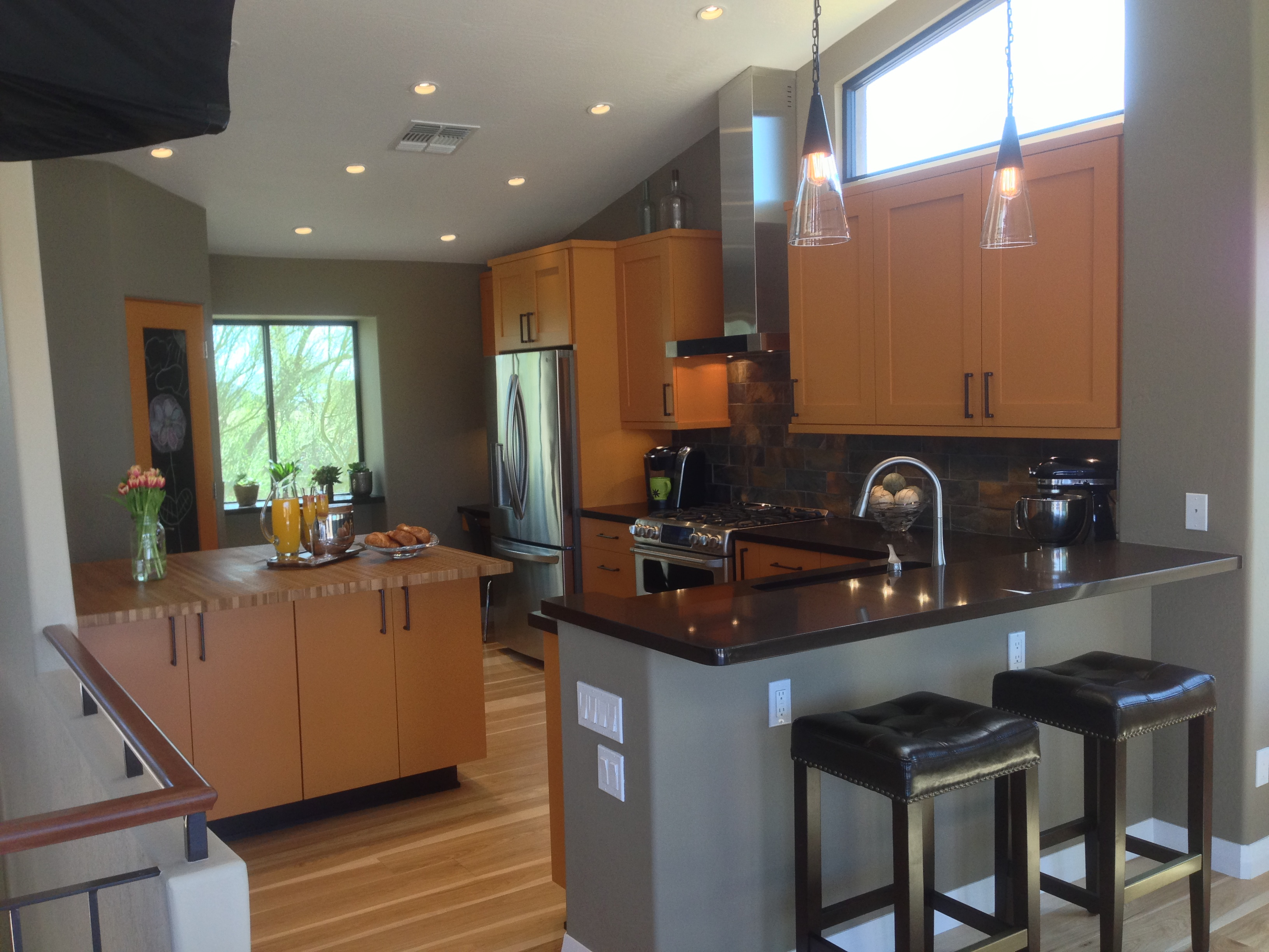 Black Kitchen Countertop Granite Countertops For Kitchen Remodeling In Scottsdale