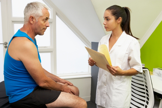 What should I expect during my physical therapy evaluation? - physical therapy evaluation