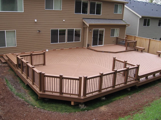 How To Clean Paint Off Of A Trex Deck Peak Pro Painting