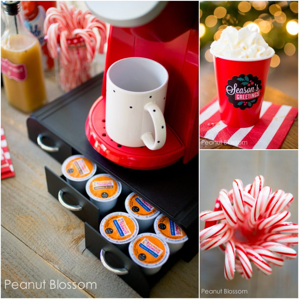 Coffee Bar Ideas For Party How To Set Up A Holiday Coffee Bar For Your Next Party