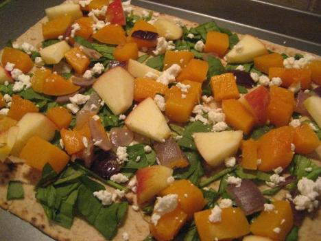 butternut pizza 2
