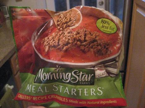 Morningstar Farms Crumbles