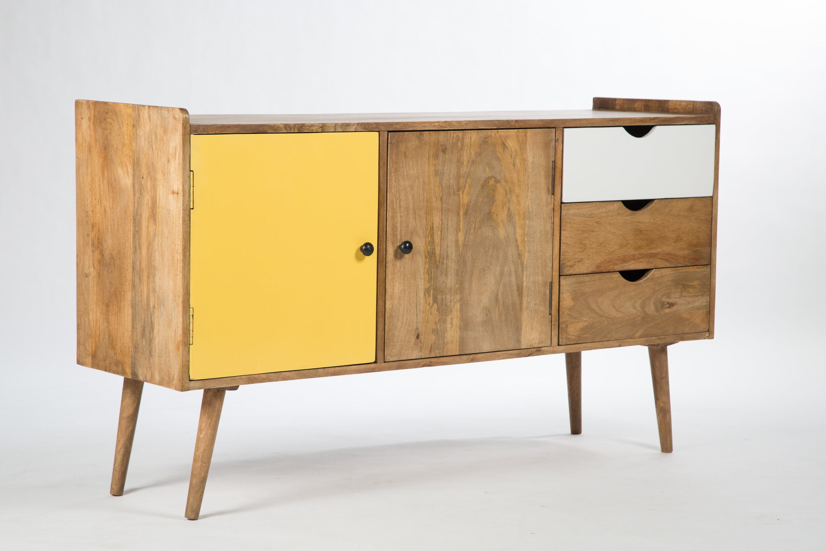 Buffet Bas Scandinave Meuble Bas Pas Cher Scandinave Pearlfection Fr