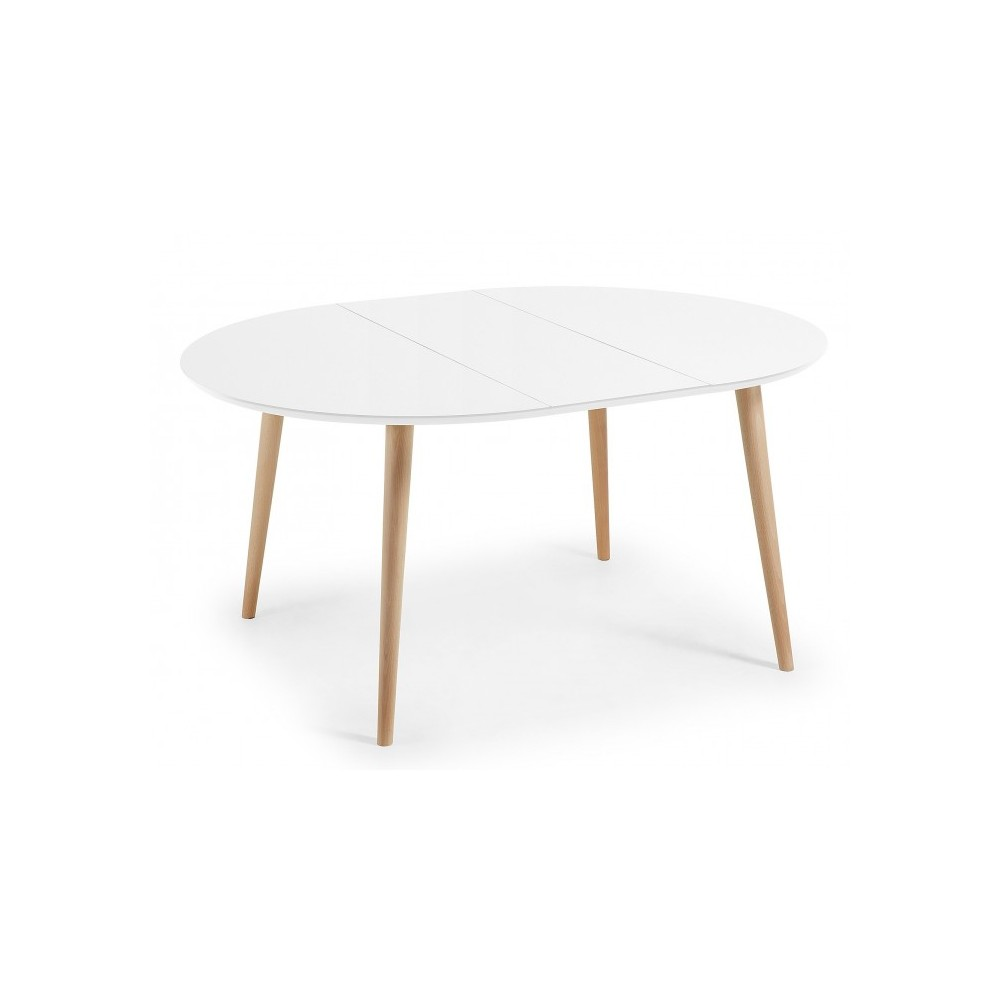 Table Ronde Scandinave Rallonge Table Ronde Scandinave Avec Rallonge Pearlfection Fr