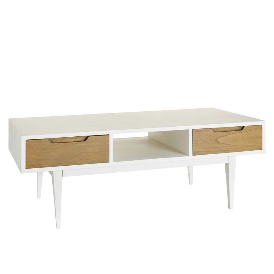 Table Basse Scandinave Blanche Table Basse Scandinave Rectangle Pearlfection Fr