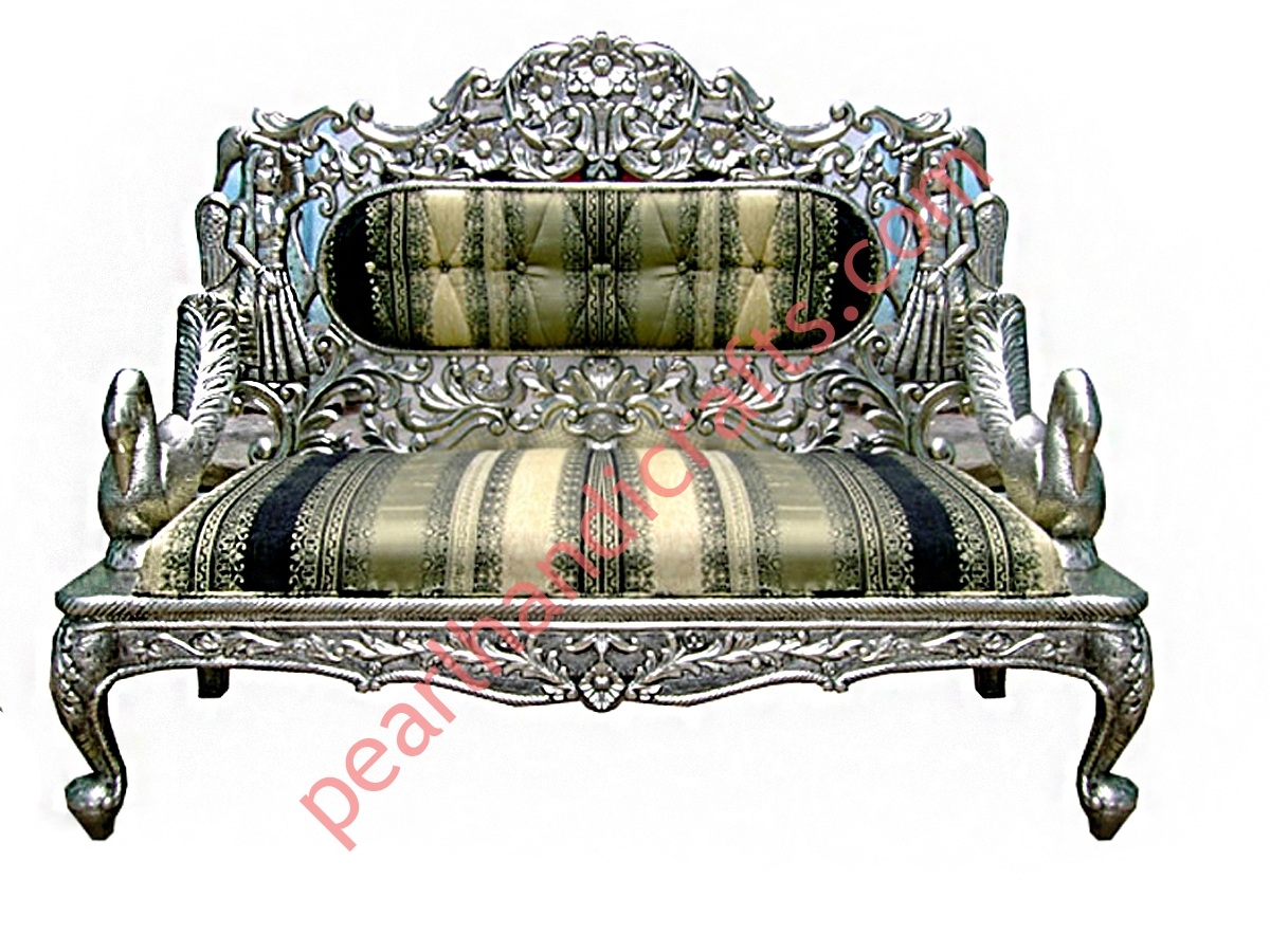 Sofa Set In Metal Metal Sofa Set Furnished Sofa Set For Home Pearl