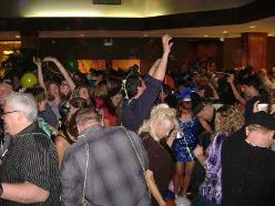 Celebrating New Year's Eve 2011