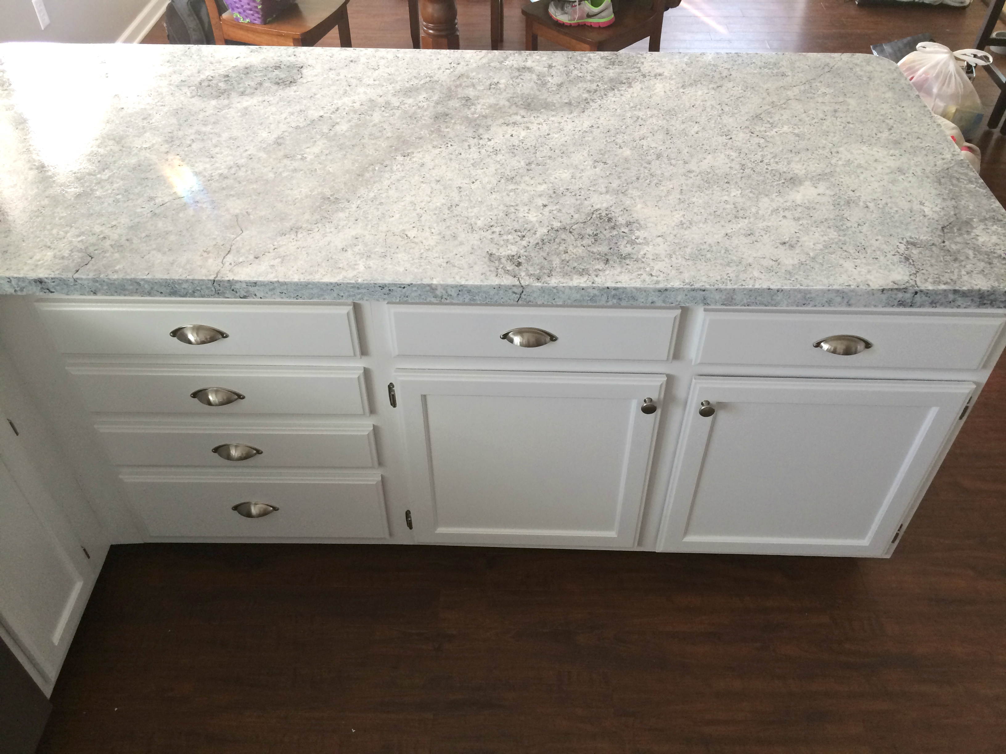 Granite Paint Kit For Countertops Countertop Redo With Giani Granite Countertop Paint Life