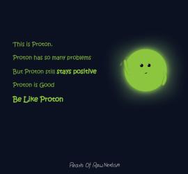 Be Like Proton