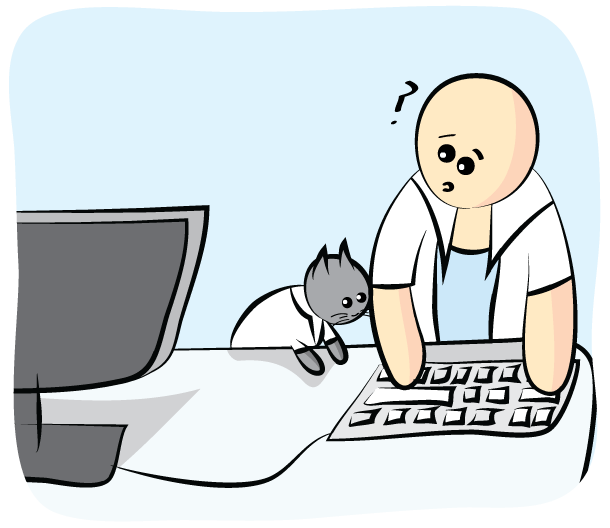 Science-Cat---Keyboard